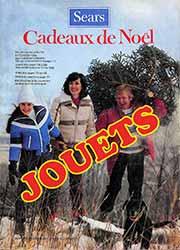 Sears Noel - Jouets 1981