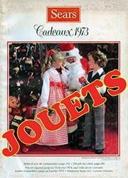 Sears Noël - Jouets 1973
