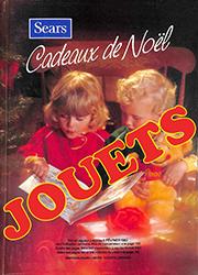 Sears Noël - Jouets 1982