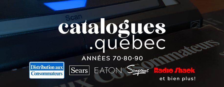Catalogues.Québec