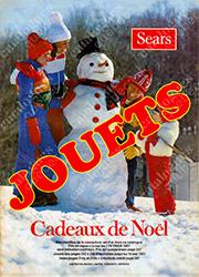 Sears Noël - Jouets 1980